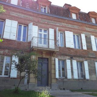 façade maison hôtes Au Cœur des Éléments