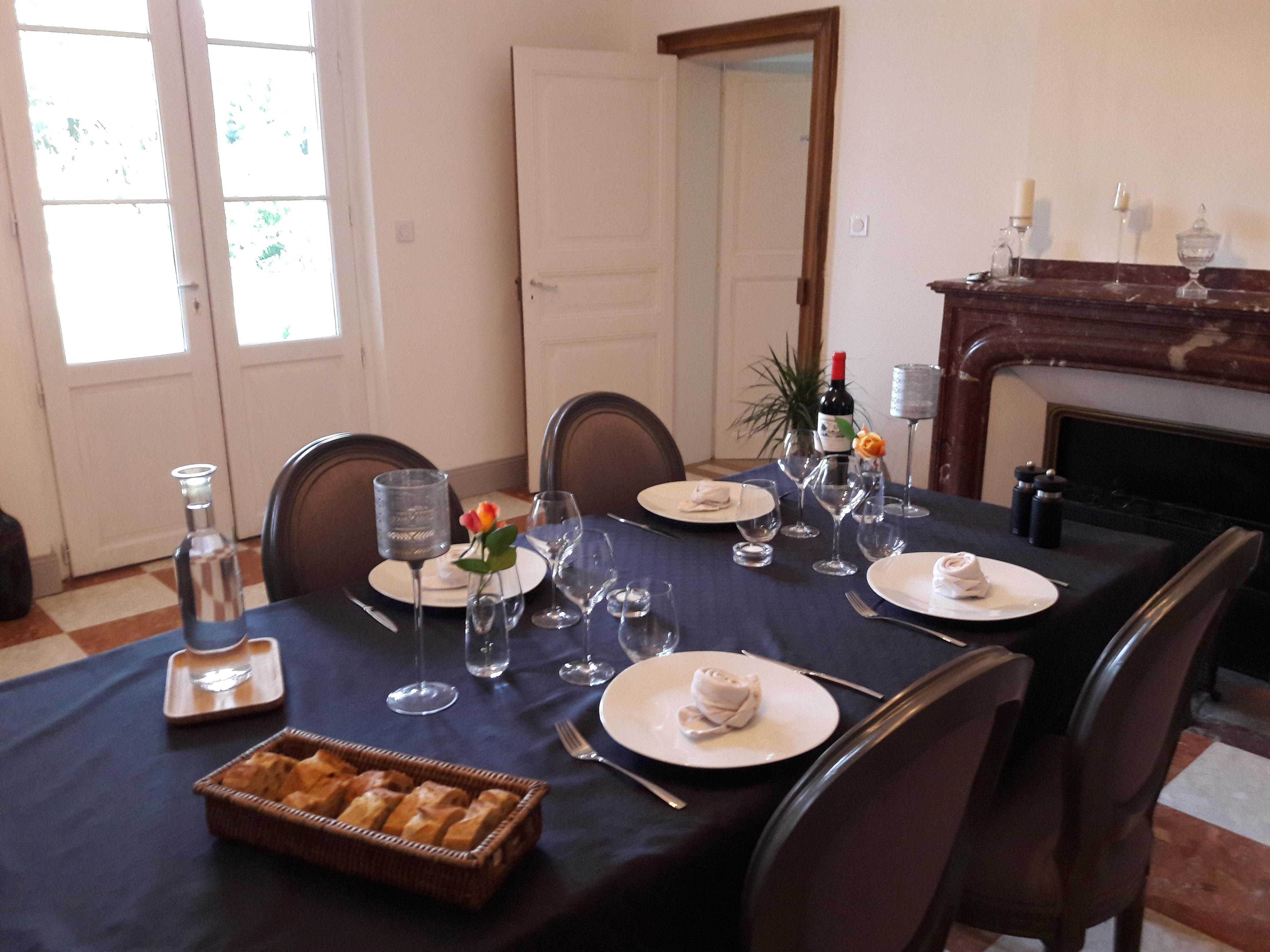 chambre et table d'hotes dans le Tarn-et-Garonne