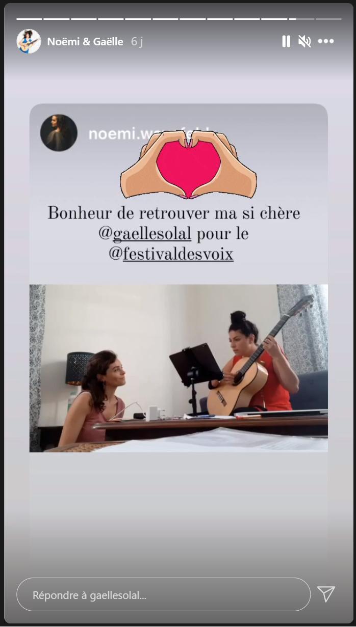 Story Gaelle Solal